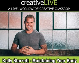Kelly Starrett - Maintaining Your Body  http://Glukom.com