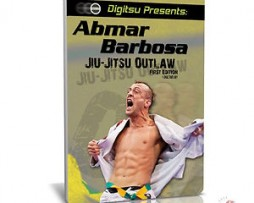 Jiu-Jitsu Outlaw 4 DVD Set with Abmar Barbosa http://Glukom.com