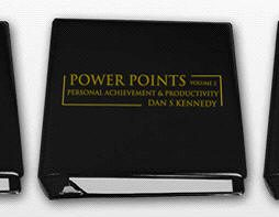 Dan Kennedy – POWER POINTS http://Glukom.com