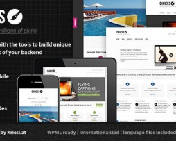 Choices - Responsive Business and Portfolio http://Glukom.com