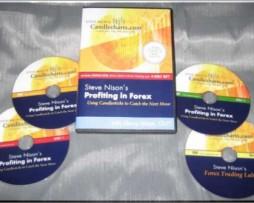 Steve Nison – Profiting in Forex (4DVDs) http://Glukom.com