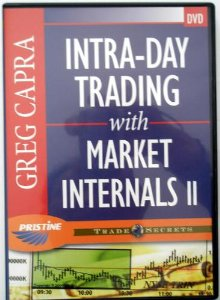 Greg Capra – Intra-Day Trading with Market Internals I and II http://Glukom.com