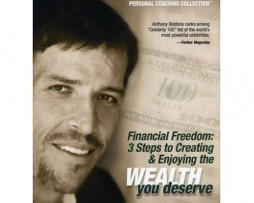 Anthony Robbins - Financial Freedom [MP4][PDF][MP3] http://Glukom.com