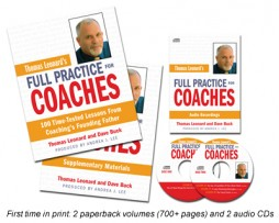 Thomas Leonard & Dave Buck - Full Practice For Coaches http://Glukom.com