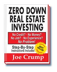 Zero Down Real Estate Investing http://Glukom.com