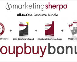 MarketingSherpa - eMail Marketing Summit 2012 DVDs