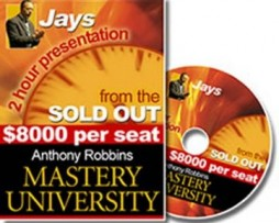 Anthony Robbins - Mastery University