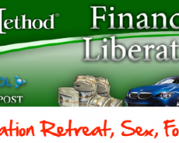 Hale Dwoskin - Sedona Method - Financial Liberation (Sex, Food & Money Retreat)