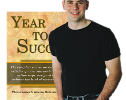 Bo Bennett - Year to Success: The Complete Course on Success