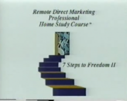 Ben Suarez - 7 Steps to Freedom II: Remote Direct Marketing Professional Home Study Course