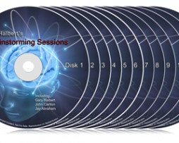 Gary Halbert – Brain Storming Sessions