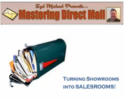 Syd Michael – Direct Mail For Auto Dealerships
