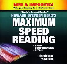 Howard Berg - Maximum Speed Learning