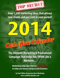 CashFlow Calendar 2014