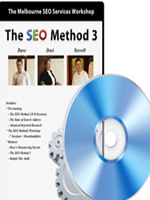 David Jenyns - The SEO Method 3