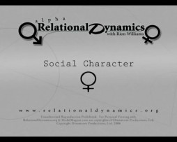 Rion Williams - Alpha Relational Dynamics