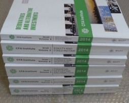 CFA Institute – 2014 Level II Curriculum