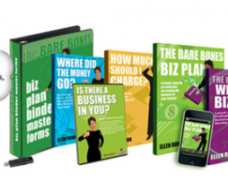 Ellen Rohr – The Bare Bones Biz Plan