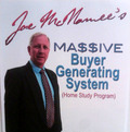Joe McNamee - The Massive Buyer Generating System