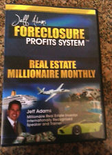 Jeff Adams - Foreclosure Profits System
