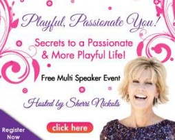 Sherri Nickols - Playful Passionate You