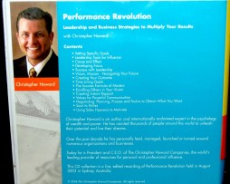 Chris Howard - Performance Revolution