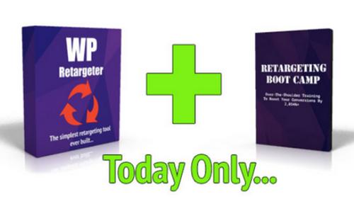 WP Retargeter Plugin + Training Course