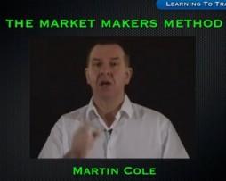 Martin Cole - Market Maker Manipulation