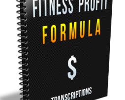 Pat Rigsby, Nick Berry -Fitness Profit Formula