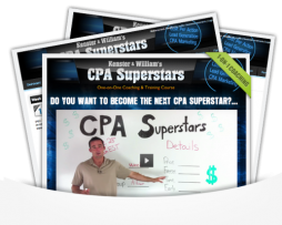 Kenster & William Souza - CPA SuperStars