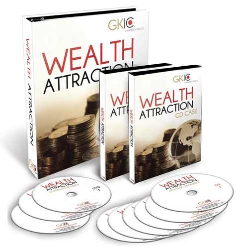 Dan Kennedy – Wealth Attraction for Entrepreneurs Seminar