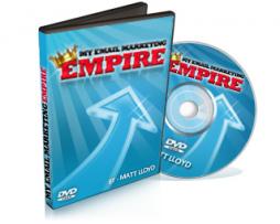 Matt Lloyd – My Email Marketing Empire