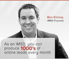 Ben Kinney - Real Estate Internet Marketing Specialist Training Program