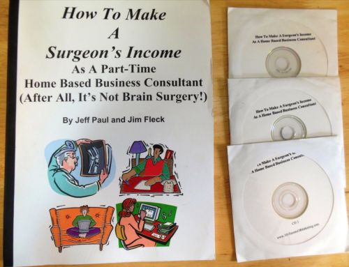 Jeff Paul - How To Make A Surgeon's Income Being A Consultant