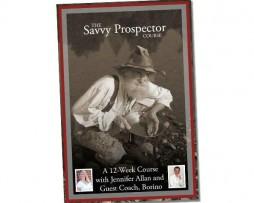 FJennifer Allan - The Savvy Prospector