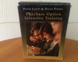 Peter Conti & David Finkel Purchase Option Intensive Training