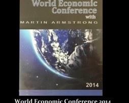 Martin Armstrong - World Economic Conference 2014