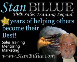 Stan Billue – Highest Paid Salesman on Earth