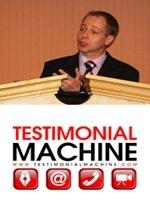 Simon Aronowitz - Testimonial Machine