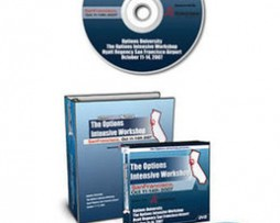 Options University – Intensive Workshop Seminar 17 DVDs