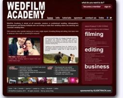 WedFilm Academy – Cinematic Wedding Film Tutorials