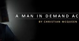Christian McQueen - A Man In Demand Academy