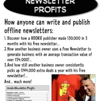 Craig Garber – Newsletter Profits