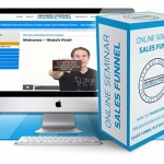 Jovan Will – Online Seminar Sales Funnel
