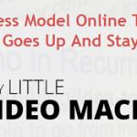 Derek Allen – Tiny Little Video Machines