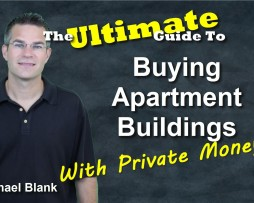 Michael Blank - Ultimate Guide to Buying Apartment Buildings