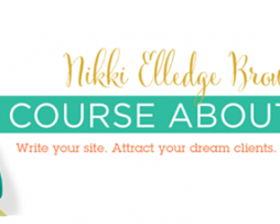 Nikki Elledge Brown – A Course About Copy