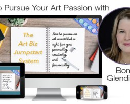 Bonnie Glendinning – Art Biz Jumpstart System