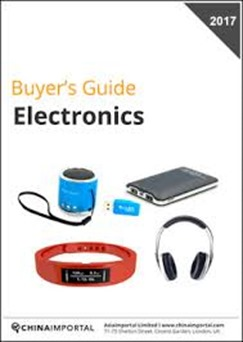 ChinaImportal – Buyer's Guide 2017: Electronics