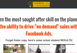 Dan Henry - Facebook Ads For Entrepreneurs